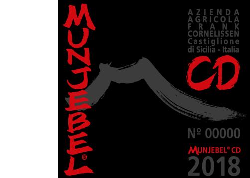 MunJebel® Rosso CD, contrada Calderara sottana